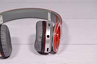 Наушники беспроводные Beats Solo by dr. Dre S450 Bluetooth (красные), фото 6