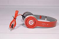 Наушники беспроводные Beats Solo by dr. Dre S450 Bluetooth (красные), фото 5