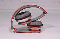 Наушники беспроводные Beats Solo by dr. Dre S450 Bluetooth (красные), фото 10
