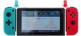 Игровые контроллеры iPlay с крестовиной Joy-Con Nintendo Switch Red/Blue, фото 6