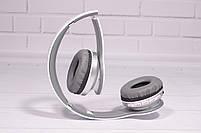 Наушники беспроводные Beats Solo by dr. Dre S450 Bluetooth (белые), фото 9