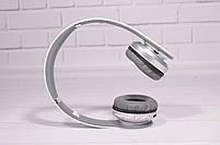 Наушники беспроводные Beats Solo by dr. Dre S450 Bluetooth (белые), фото 2