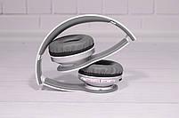 Наушники беспроводные Beats Solo by dr. Dre S450 Bluetooth (белые), фото 10