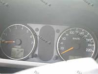 Кольца в щиток приборов Ford Fiesta