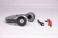 Наушники беспроводные Beats Solo by dr. Dre S450 Bluetooth (чёрные), фото 6