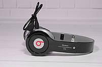 Наушники беспроводные Beats Solo by dr. Dre S450 Bluetooth (чёрные), фото 5