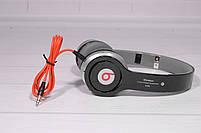 Наушники беспроводные Beats Solo by dr. Dre S450 Bluetooth (чёрные), фото 7
