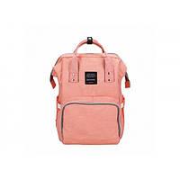 Рюкзак-сумка Anello Mommy для мамы и малыша с креплением на коляску  (RZ817)