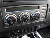 Кольца в щиток приборов Nissan Navara