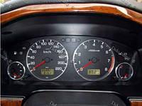 Кольца в щиток приборов Nissan Primera