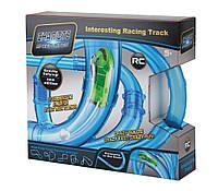 Светящиеся трубопроводные гонки CHARIOTS SPEED PIPES / трубопроводный автотрек / гоночный трек 37 деталей! Топ