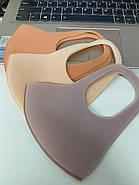 3 ШТ+3 ШТ Многоразовая маска питта Pitta Mask, фото 4