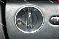 Кольца в щиток приборов Skoda Superb