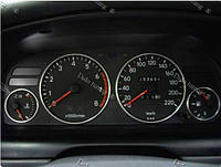 Кольца в щиток приборов Toyota Corolla