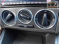 Кольца в щиток приборов Volkswagen Golf 4