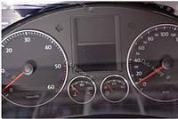 Кольца в щиток приборов Volkswagen Golf 5
