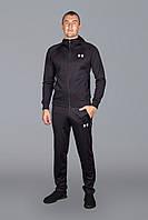 Мужской спортивный костюм Under Armour 5724 Чёрный