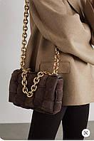 Модная сумочка BOTTEGA VENETA Padded Cassette (реплика)