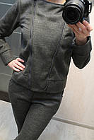 Теплый спортивный костюм на флисе, фото 1