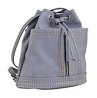 Сумка - рюкзак женский cерый , 29*25*15 553192