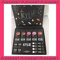 """Набор косметики Kylie """"черный""""!Акция"""