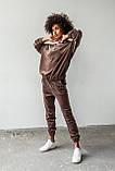 Костюм спортивный женский велюровый, фото 2