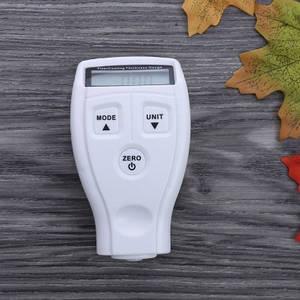 Толщиномер GM200 - измеритель толщины лакокрасочного покрытия .(полный комплект) белый