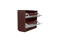 Обувница двойная(шкаф, тумба для обуви) АС-Мебель