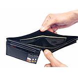 Компактный мужской кошелек, фото 5
