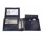 Компактный мужской кошелек, фото 6