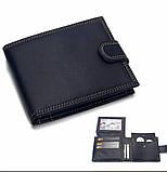 Компактный мужской кошелек, фото 9