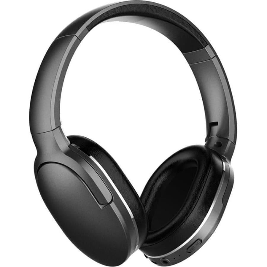 Bluetooth наушники Baseus D02 PRO Black цена, купить в интернет-магазине  электроники и аксессуаров — «In My Smart» Украина, Винница | 1308725187