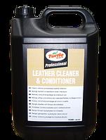 "Очиститель и кондиционер кожи - ""Leather cleaner and conditioner""- 5 л."