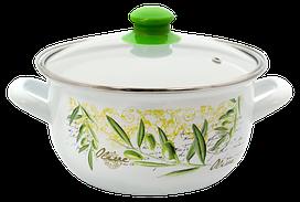 Каструля INFINITY Olive промо (2.9 л) 20 см