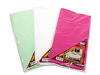 Скатерть полиэтиленовая одноразовая разные цвета Top Pack®
