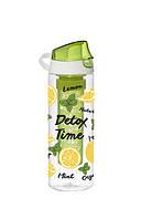 Пляшка для спорту HEREVIN Lemon-Detox Time
