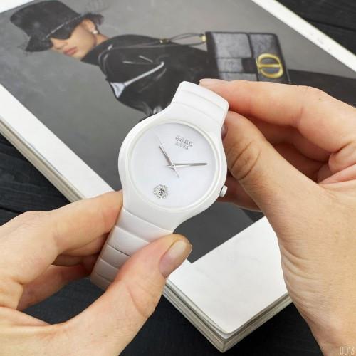 Radо Diamonds (White-Silver Pl)