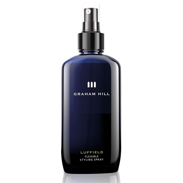 Спрей для волос суперсильной фиксации Graham Hill Luffield Flexible Styling Spray 200 мл