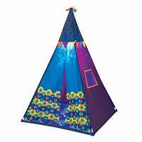 Игровая Палатка-Вигвам - Фиолетовый Типи Battat BX1545Z