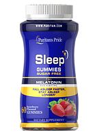 Puritan Жевательные конфеты для сна без сахара 60 шт