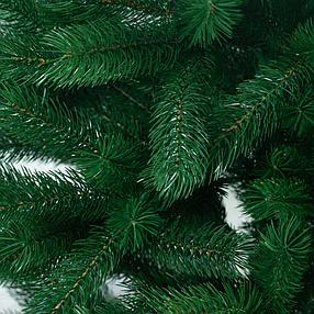 Елка искуственная Литая Буковельська 2.1м (210см) Штучна ялинка Ялынка штучка Елка зелена, фото 2