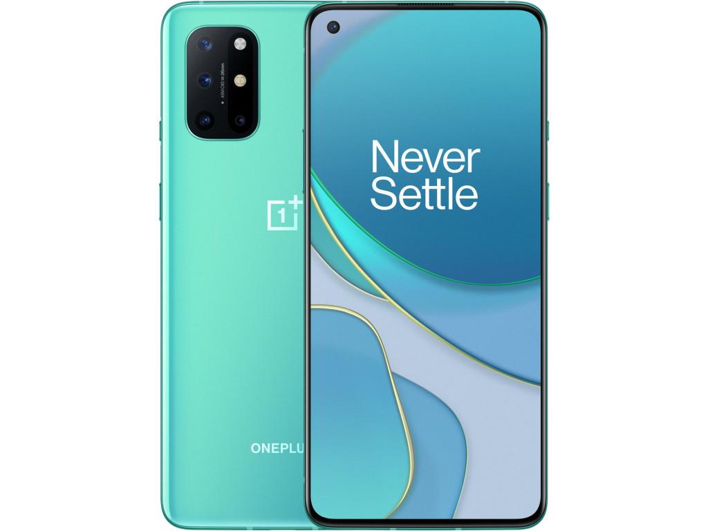 Смартфон OnePlus 8T KB2000 12/256Gb Aquamarine Green 4500 мАч