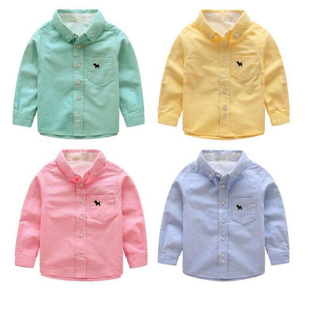 Рубашки для детей