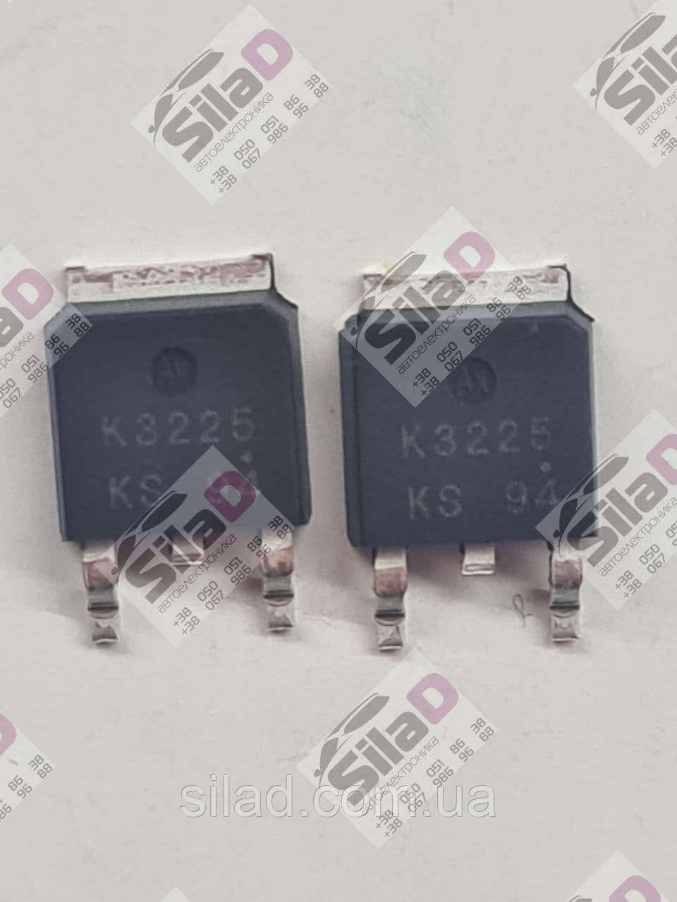 Транзистор 2SK3225 K3225 NEC корпус TO-252