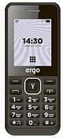 Мобильный телефон ERGO B181 Dual Sim Black