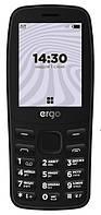Мобильный телефон ERGO B241 Dual Sim Black