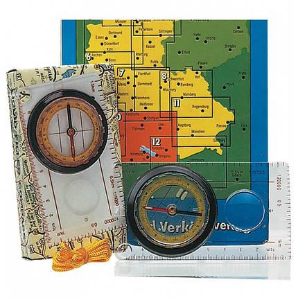 Планшетный компас для карт MilTec 15798000, фото 2
