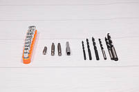 Аккумуляторный шуруповерт MAKITA DF331D и набор инструментов в кейсе (Шуруповерт Макита), фото 7