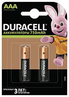Акумулятор Duracell HR03BLN02*10 (AAA) 750mAh