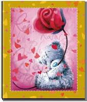 Фотоальбом EVG 10x15x200 BKM46200 Baby rose